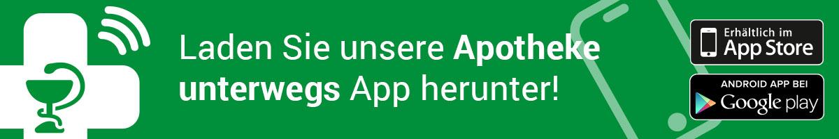 App Apotheke unterwegs