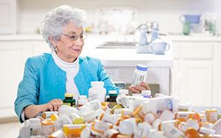 Entsorgen von Altmedikamenten