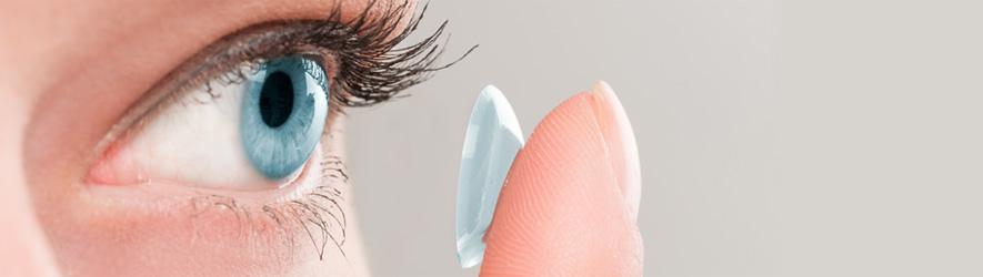 Kontaktlinsen & Pflege